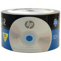 HP CD-R 80/700MB 52x discs, 50 pc.