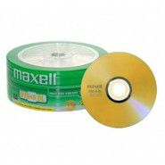 Maxell DVD+R DL Double Layer 8.5GB 8x 240min matricas / diski 25 gab.