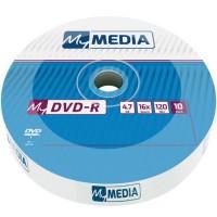 Verbatim My Media DVD-R 120min 4.7GB 16x matrix/disc, 10 pc.