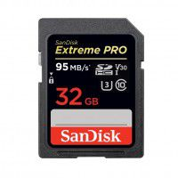 SanDisk Extreme PRO SDHC™ UHS-I 32GB memory card