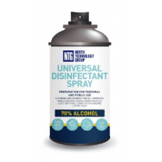 Disinfectant Surface Spray 70% Alcohol, instant surface disinfectant pocket spray 125ml