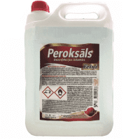 Peroksals, Professional Concentrated Disinfectant for pools, hot tubs and hydromassage bathtubs, 5L