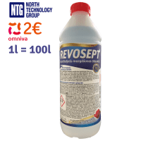 Revosept Professional Surface Disinfectant, up to 100L 1:100 disinfectant, concentrate 1L