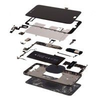 iPhone 8+ repair, components replacement, diagnostics
