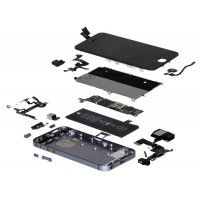 iPhone SE repair, components replacement, diagnostics