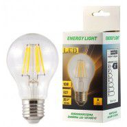 Energy Light LED spuldze E27 10W 1000lm 3000K 60% Energy Saving (TA27A60F10)