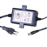 MW Power 12V 2A 24W Plug-in power supply DC-plug, EBD2412