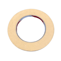 High Temperature Heat Resistant Tape up to 100°C, yellow
