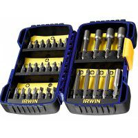 Irwin screwdriver bits, 31 pc.