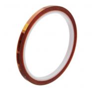 5mm Heat Resistant Polyamide Kapton Tape, 5mm x 30m