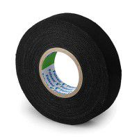 Folsen wire harness cotton tape 19mm x 15m, black