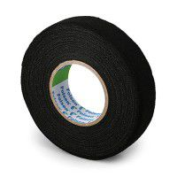 Folsen textile insulating tape 19mm x 15m, black