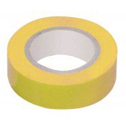 Electrical tape IEK yellow 0.13 x 15mm 10 m