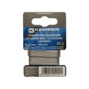 Kemper soldering wire 1.5mm 20g SN50%