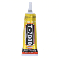 T-7000 Black Glue T7000 Universal Black Glue for display, LCD, LED, touch panel, screen, laptop frame, 50ml