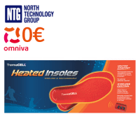 Thermacell Heated Insoles HI-1-S (Small)
