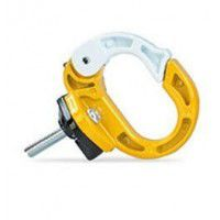 Metal hook for Xiaomi M365 electric scooter (yellow)