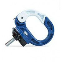 Metal hook for Xiaomi M365 electric scooter (blue)