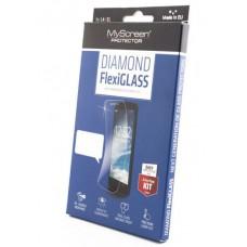 MyScreen Diamond FlexiGlass 7H aizsargstikls Samsung Galaxy A3 A300 viedtālruņiem