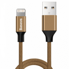 Baseus Yiven Cable Lightning to USB 2.0 male 2A, coffee, brown, CALYW-12, 1.2m