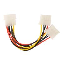 Gembird Internal power Molex 4-pin splitter cable, CC-PSU-1