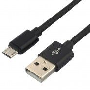 EverActive USB - micro USB 2.4A cable 1m, CBB-1MB