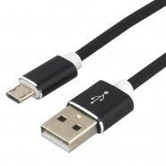 EverActive USB - micro USB 2.4A cable 1m, CBS-1MB