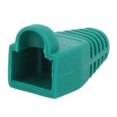 Logilink LOG-MP0007 connector, RJ45 plug boot, green