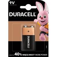 Duracell 9V 6LF22/ MN1604 9V Alkaline baterija blister, 1 gab.